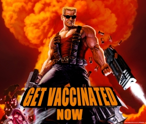 GET VACCINATED NOW