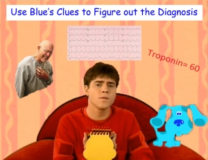 Medical Education Using Blue's Clues